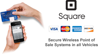 Mobile Payments with Square Point of Sale Wireless Sale Systems
