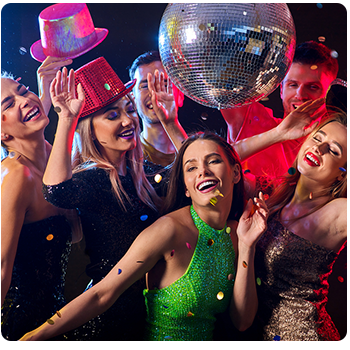 New Year's Eve Party Limo Rentals